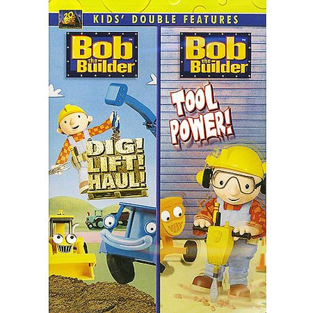 Bob The Builder: Dig, Lift, Haul!/Tool Power! (Full Frame)