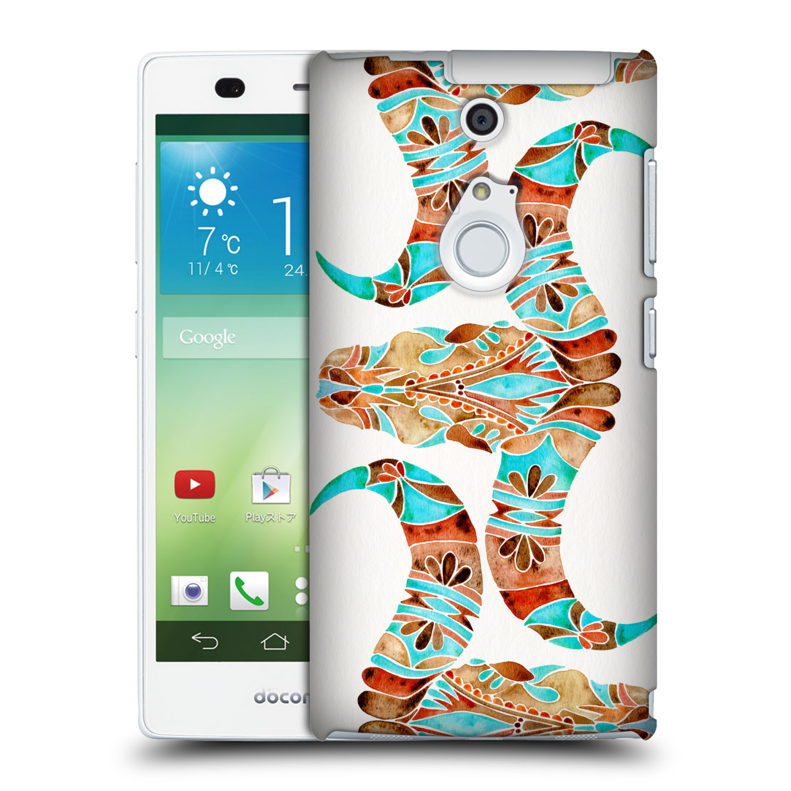 OFFICIAL CAT COQUILLETTE WATERCOLOUR 2 HARD BACK CASE FOR ONEPLUS ASUS AMAZON