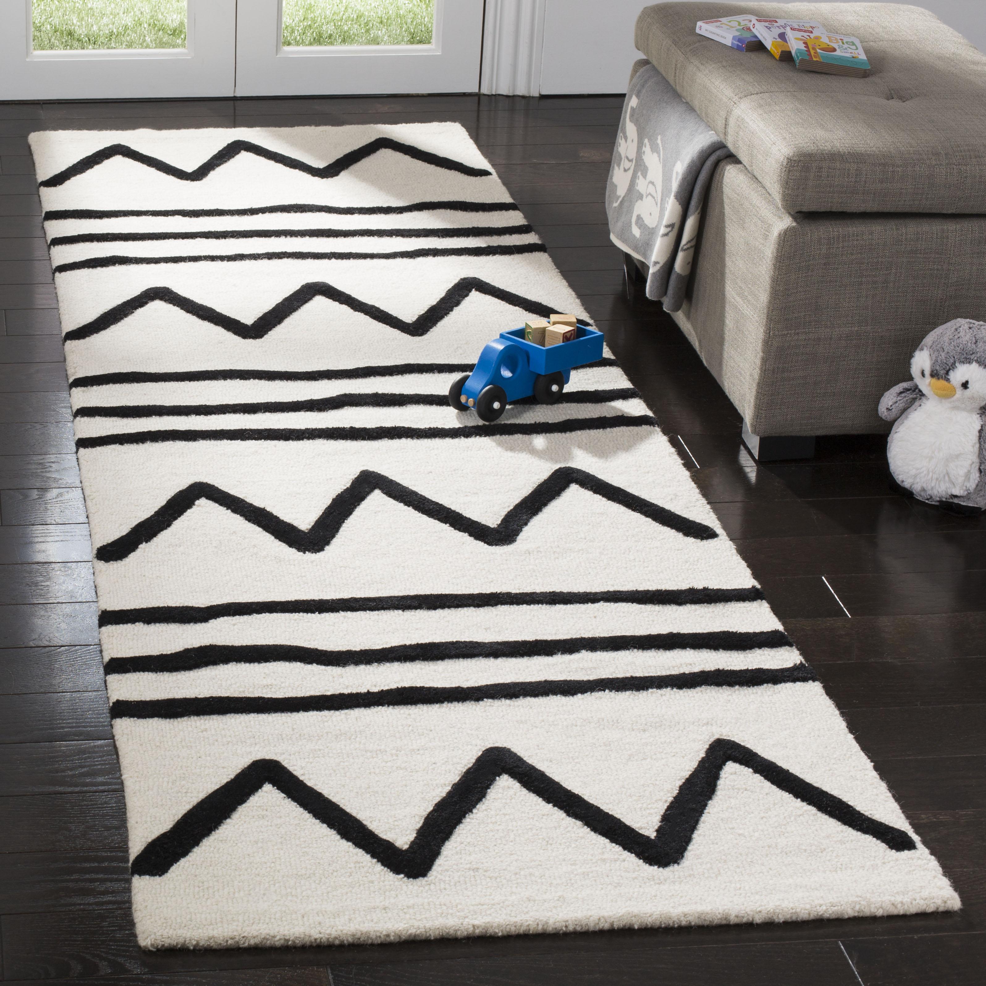 Safavieh Kids Zigzag Stripes Area Rug or Runner