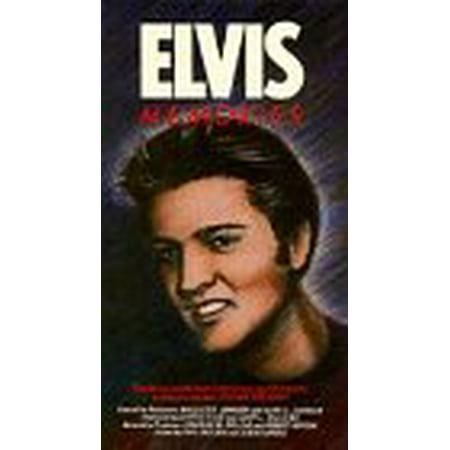 - Elvis Memories [VHS]