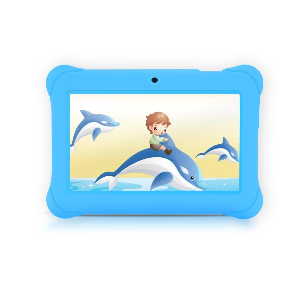 Irulu BabyPad Y1 7 Inch Android Tablet for Kids, with Gam...