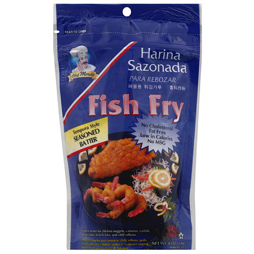 Ssnng Fish Fry, 8 Oz (pack Of 12)