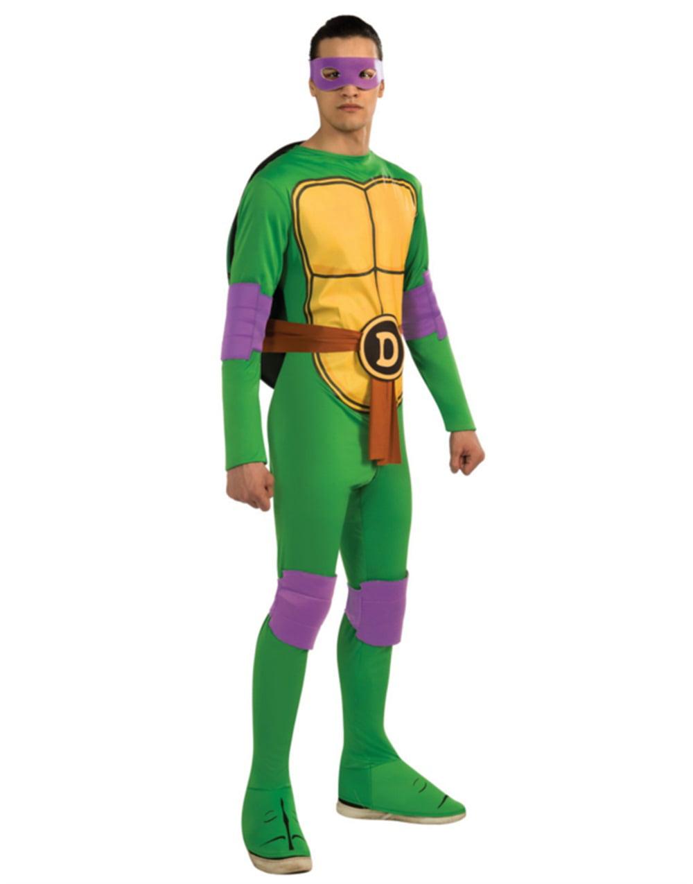Teenage Mutant Ninja Turtles Donatello Adult Halloween Costume ...