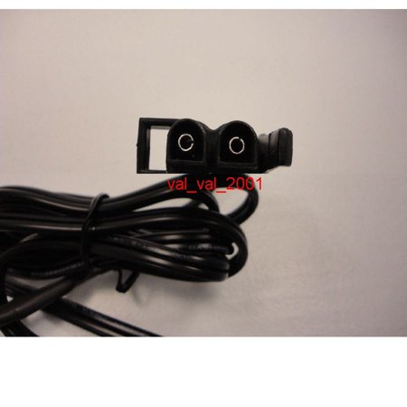 24V Charger B for GraveDigger Power Wheels Toy Grave Digger Power Cord