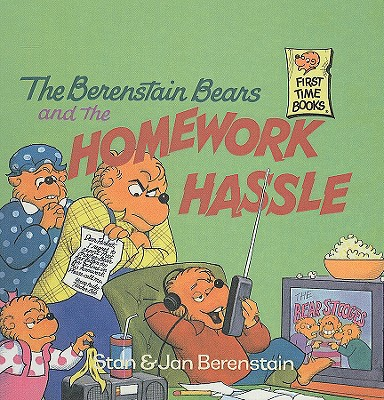 the berenstain bears homework hassle video