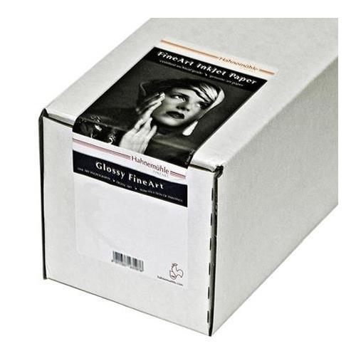 Satin Photo Rag, 100 % Rag, Fine Lustre Bright White Inkjet Paper, 310 gsm, 17;quot;x39' Roll