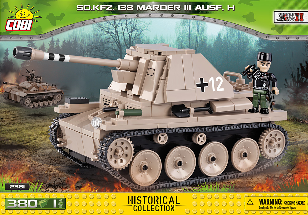 COBI Historical Collection Sturmtiger Tank