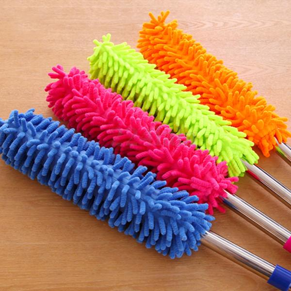 Microfiber Duster Extendable Flexible Tool Cleaning Cleaner for Cars and Home washable