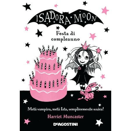 Isadora Moon. Festa di compleanno - eBook - Festa De Halloween Usa
