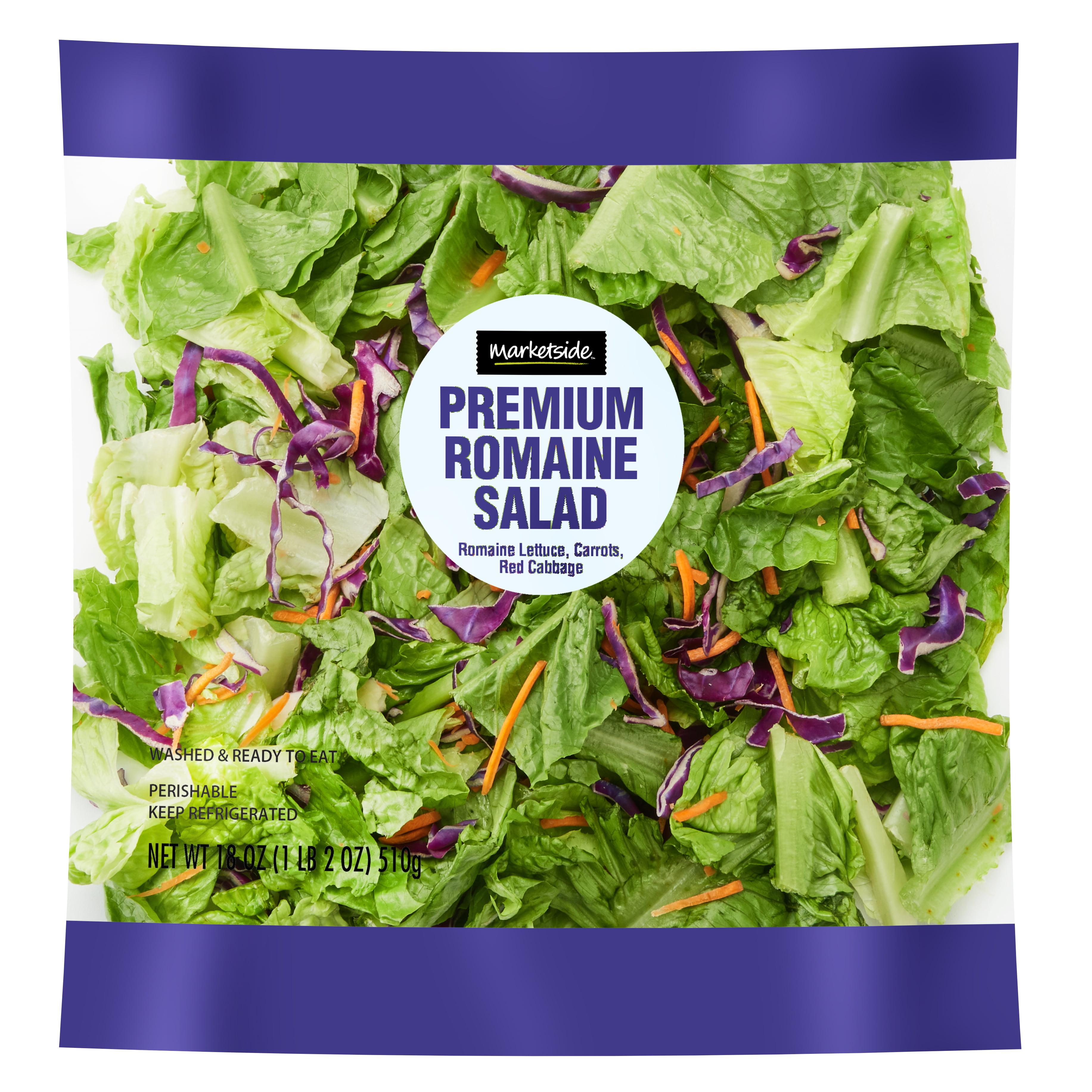 Marketside Premium Romaine Salad, 18 oz