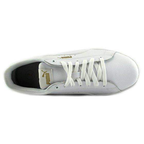 beaefd7774c PUMA - PUMA 364724-01   Women s Vikky Platform Leather Sneaker White (8.5  B(M) US) - Walmart.com