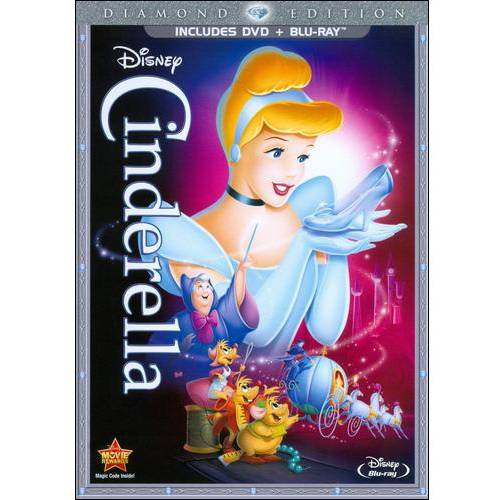 Cinderella (Diamond Edition) (DVD + Blu-ray)