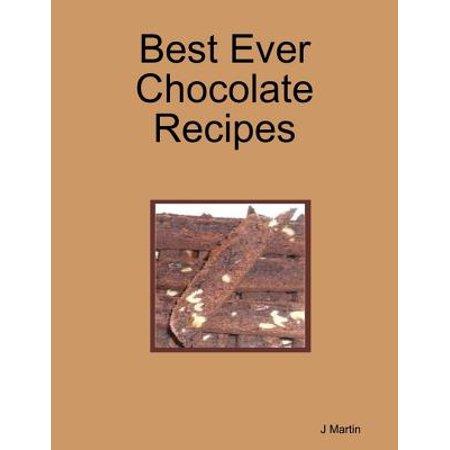 Best Ever Chocolate Recipes - eBook