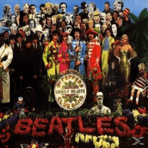 SGT Pepper's Lonely Hearts Club Band (Vinyl) (Remaster)