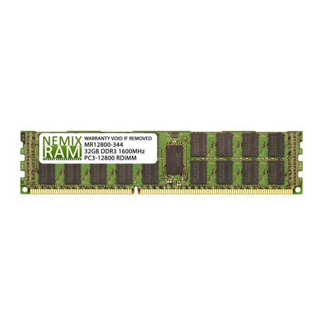 NEMIX RAM 32GB DDR3 ECC Memory for Apple Mac Pro 2013 32 Gb Ecc Ram