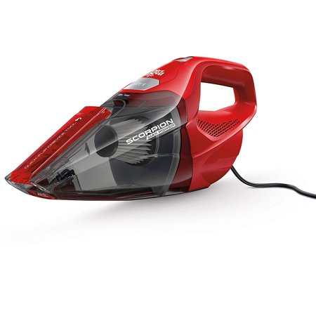Dirt Devil Scorpion Quick-Flip Hand Vacuum Cleaner SD20005RED Dirt Devil Light Vacuums