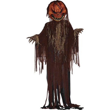 12' Scary Pumpkin Halloween Prop for $<!---->
