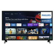 """Philips 50"""" Class 4K Ultra HD (2160p) Android Smart LED TV with Google Assistant (50PFL5766/F7)"""