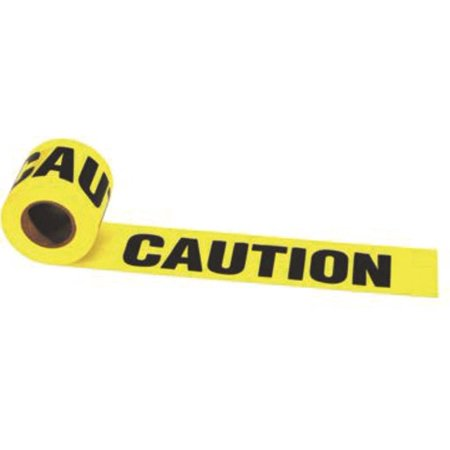 Police Caution Tape (Irwin Industrial Tool 66231 1000' Caution Barrier)
