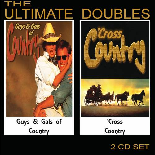 The Ultimate Doubles Country (2CD)