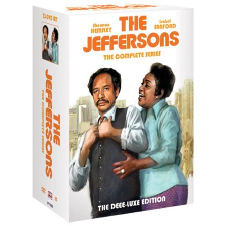 - The Jeffersons: The Complete Series (DVD)