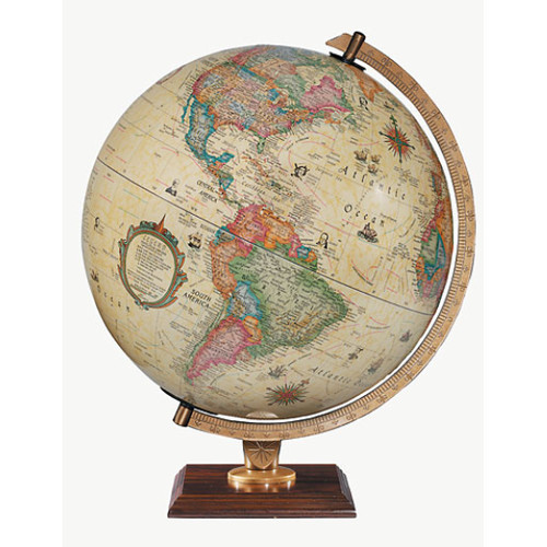 Replogle Globes Carlyle World Globe