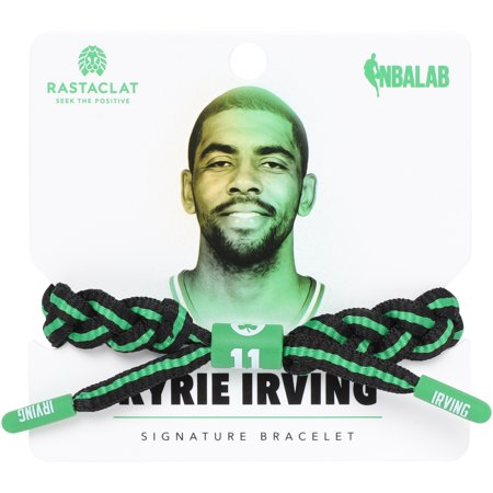 Nba Indiana Pacers Bracelet - Kyrie Irving Boston Celtics Rastaclat 2018-19 Player Bracelet - No Size