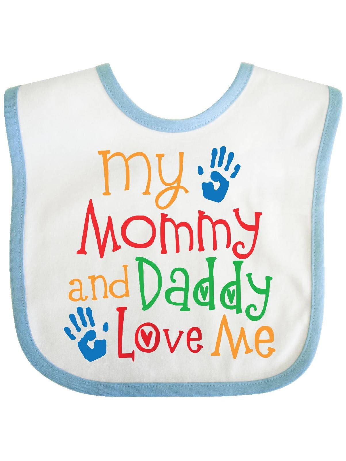 Baby Vest by BWW Print Ltd Me and Daddy love Mummy cute