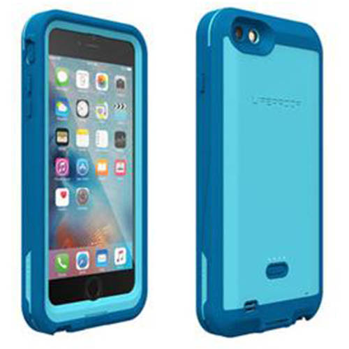 iPhone 6 plus/6s plus Lifeproof fre power case, blue