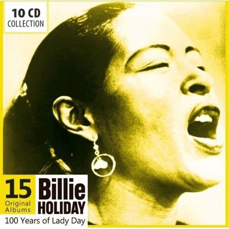 Billie Holiday Karaoke - Billie Holiday - 100 Years of Lady Day-15 Original Albums [CD]