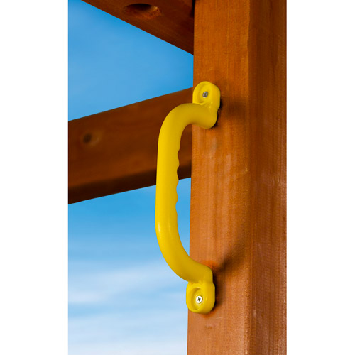 Gorilla Playsets Safety Handles, Set of 2, Yellow