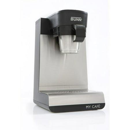 Bunn Mcu My Cafe Single Cup Multi Use Coffee Brewer  42900 0301