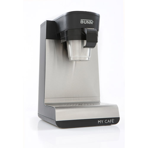BUNN® MCU My Cafe Single Cup Multi-Use Coffee Brewer, 42900.0301