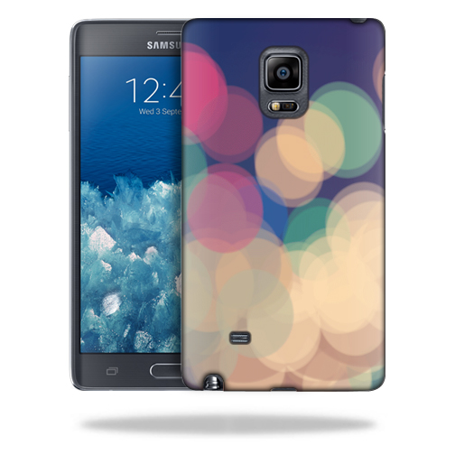 MightySkins Snap-On Protective Hard Case Cover for Samsung Galaxy Note Edge Focus