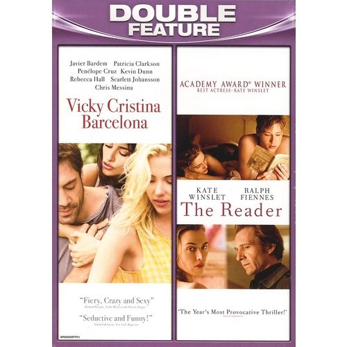 Vicky Cristina Barcelona / The Reader (Double Feature) (Widescreen)