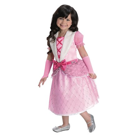 Rubies Barbie Rosebud Princess Costume, Child Toddler - Barbie Ideas For Costumes
