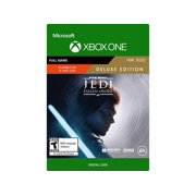 Xbox One Star Wars: Jedi Fallen Order - Deluxe Edition Full Game Download Key Card with 1 Month EA Access