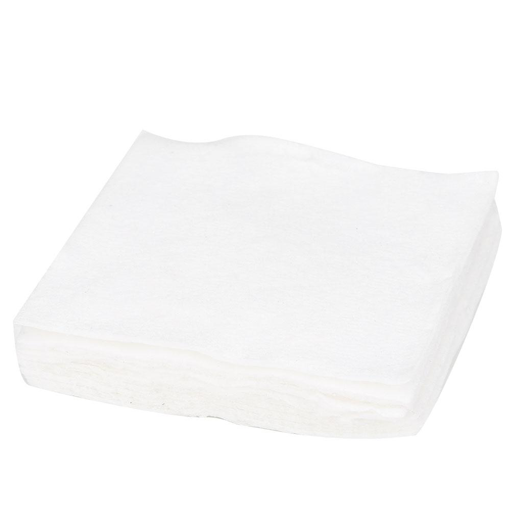 10 Pieces Square Microwave Kiln Paper Ceramic Fiber Paper Glass Fusing Paper Pottery Tool for Household DIY Jewelry Making Craft