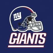 New York Giants Napkins, 16-Pack