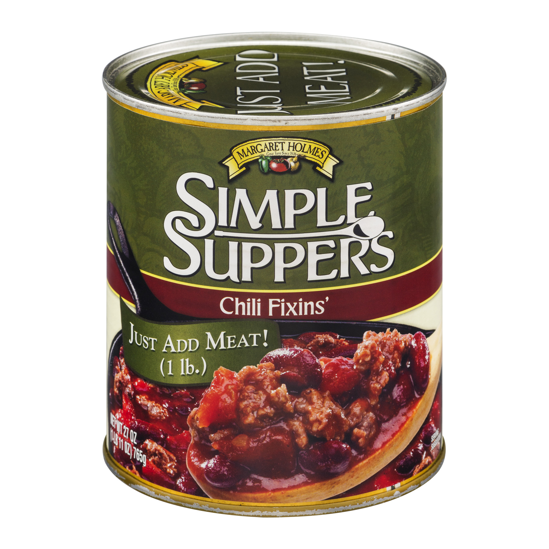 Margaret Holmes Simple Suppers Chili Fixins', 27 Oz