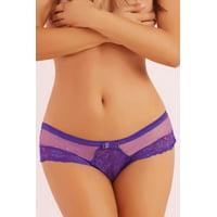 Seven 'til Midnight Purple Good Love Panty 10629 Purple