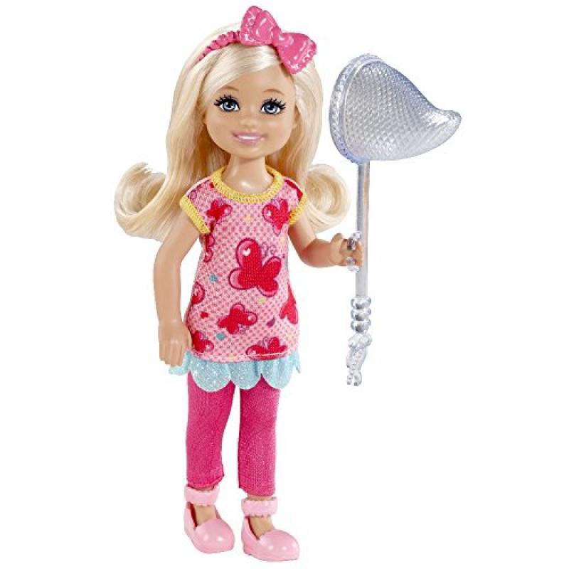 Chelsea w/ Butterfly Net: Barbie Chelsea & Friends Summer...