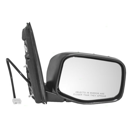 Passengers Power Side View Mirror Heated Replacement for Honda Odyssey Van 76200-TK8-A11ZA ()