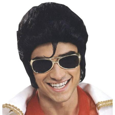 Elvis Glasses Adult Halloween Accessory - Simple Halloween Martini