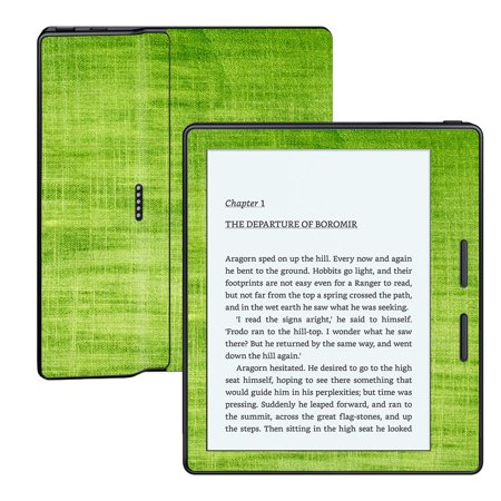 MightySkins Protective Vinyl Skin Decal for Amazon Kindle Oasis 6