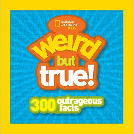 Weird But True : 300 Outrageous Facts](True Halloween Facts)