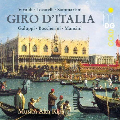 Giro D'Italia: Musica Alta Ripa