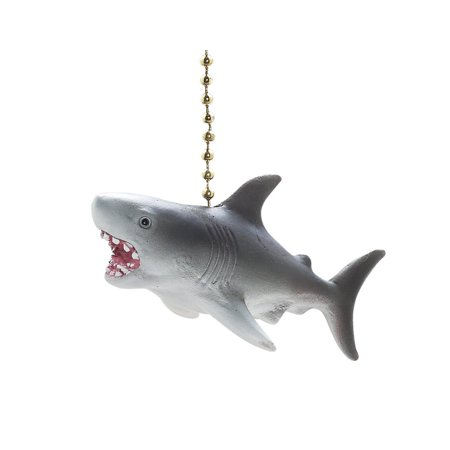 Jaws Great White Shark Decorative Ceiling Fan Or Light