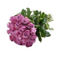 Bloomingmore Flowers, 24 Farm Fresh Lavender Roses Gift
