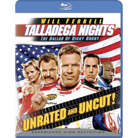 Talladega Nights: The Ballad Of Ricky Bobby (Unrated) (Blu-ray)